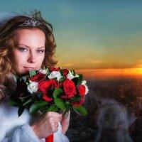 Солнышко и невеста :: Виктор Соколов