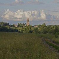 Дорога к храму :: Юрий Пузанов