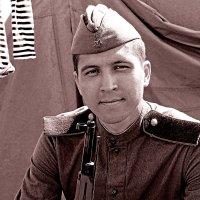 Солдат. :: Дмитрий Иншин