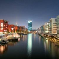 Frankfurt, Germany - West Harbor :: Valerius Photography