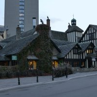 Old Mill, Toronto :: Юрий Поляков