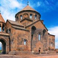 Армения - храм. :: Сергей Бурлакин