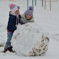 Выпал снег :: Anatolyi Usynin