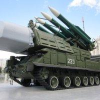 Зенитно-ракетный комплекс :: Дмитрий Никитин