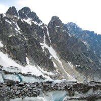 Ледник Нагеб :: Николай Котко