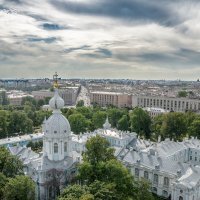 Городской пейзаж. :: Юрий Харченко
