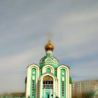 """храм серафина саровского :: ДАРЬЯ """""""