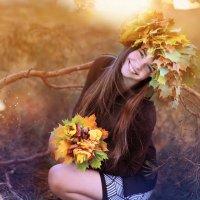 мисс Осень :: Мила Гусева
