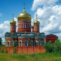 Знаменский женский монастырь Барнаульской епархии :: Елена ))
