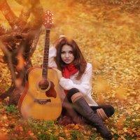 Осенний ноктюрн :: Ярослава Бакуняева