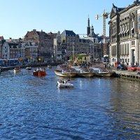 Каналы Амстердама :: Valeriy(Валерий) Сергиенко