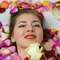 цветочное наслаждение :: Виктор Зенин