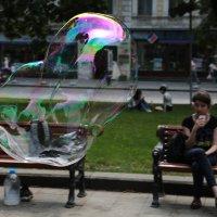 Мыльные пузыри-4. :: Руслан Грицунь