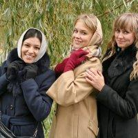 Три девицы... :: Nikolai Borisyakov