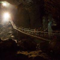 Новоафонская пещера... :: Sergey Apinis
