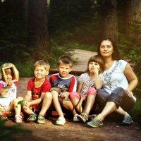 Семья :: Елена Лапина
