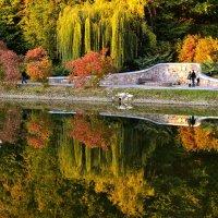 В Киевском парке Феофания :: Андрей Зелёный