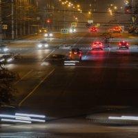 ночь, улица фонарики... :: Алексей Бортновский