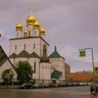 ФеОдоровский храм,Питер. :: Лариса Красноперова