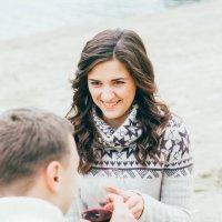 Счастье на твоем берегу: love-story Виктора и Ирочки :: Марина войтик