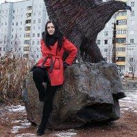 первый  снежок :: Павел Рощектаев