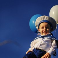 Путешествие на воздушном шаре :: Анна Фрошгайзер