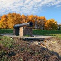 Осенний бастион... :: Nikanor