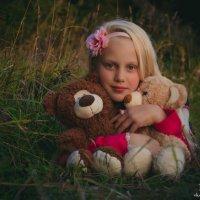 Мои любимые плюшевые медвежата :: Александр Ребров
