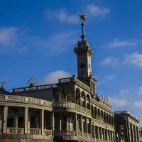 Северный речной вокзал города Москвы :: Алёна Маненкова