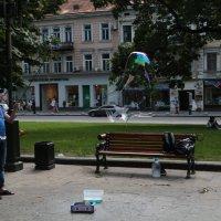 Мыльные пузыри-9. :: Руслан Грицунь
