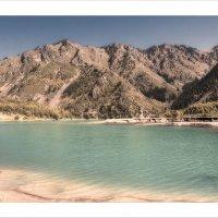 Озеро Иссык. Тянь-Шань. :: Airat Sharipov