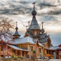 Храм Иоанна Воина :: Татьяна Куртукова