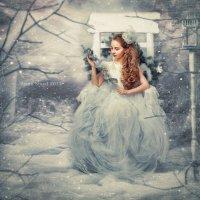 Прикосновение зимы! :: Ирина Слайд