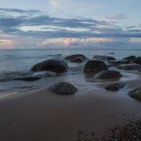 Один вечер на берегу Балтики :: Сергей Четвертной