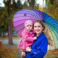Яркая осень! :: Ольга Егорова