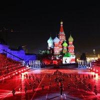 Красная площадь :: галина северинова