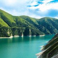 Озеро Кезеной Ам. Чеченская Республика :: Olga Zima
