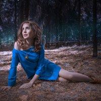 Таинственный лес :: Елена Гусева