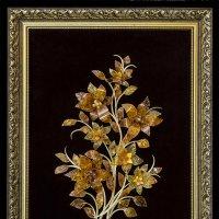 Янтарные цветы :: сергей адольфович