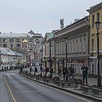 На Пятницкой улице :: marmorozov Морозова
