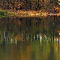 Акварельная осень... :: Андрей Романов