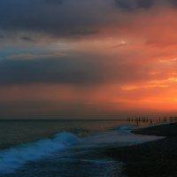 Провожая Солнце... :: Андрей Романов