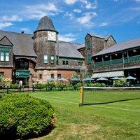 Ньюпорт, теннисные корты. :: Ольга Маркова