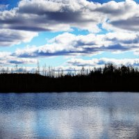 Озеро :: Владимир Платонов