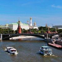 Прогулки по Москве. :: Valentina Valentina