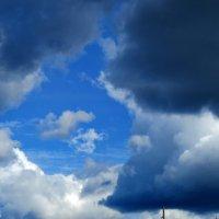 Только небо с тобой, лишь оно – навсегда... :: Светлана