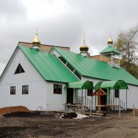 Москва. Церковь Александра Свирского. :: Александр Качалин