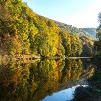Осень в Карпатах :: Сергей Форос