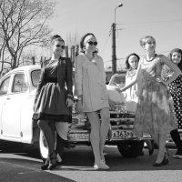 Веселые 60-е :: Мария Кондрашова