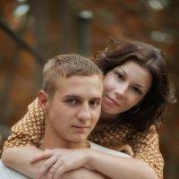 Настёна и Леша :: Сергей